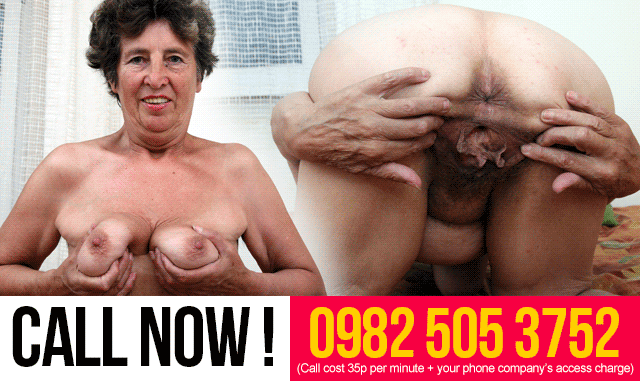 Granny Phone Sex Chat